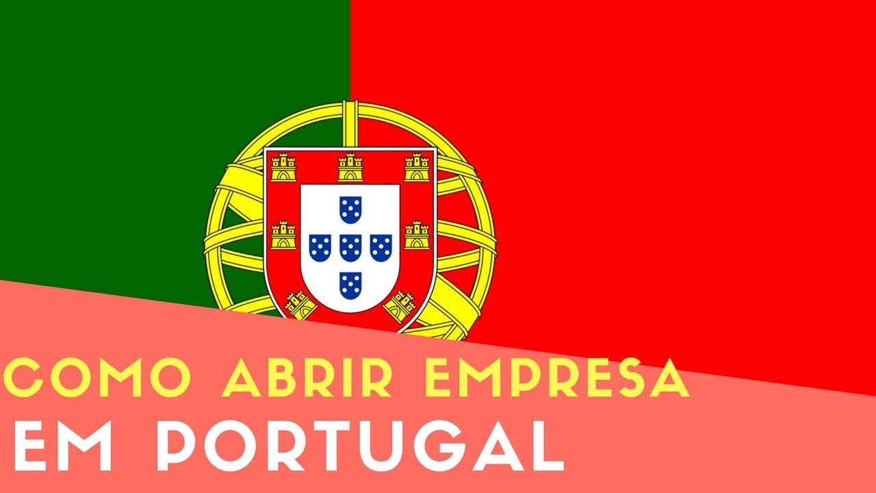 Abertura de empresa em Portugal