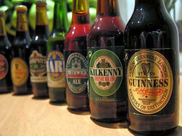 Melhores cervejas irlandesas para beber