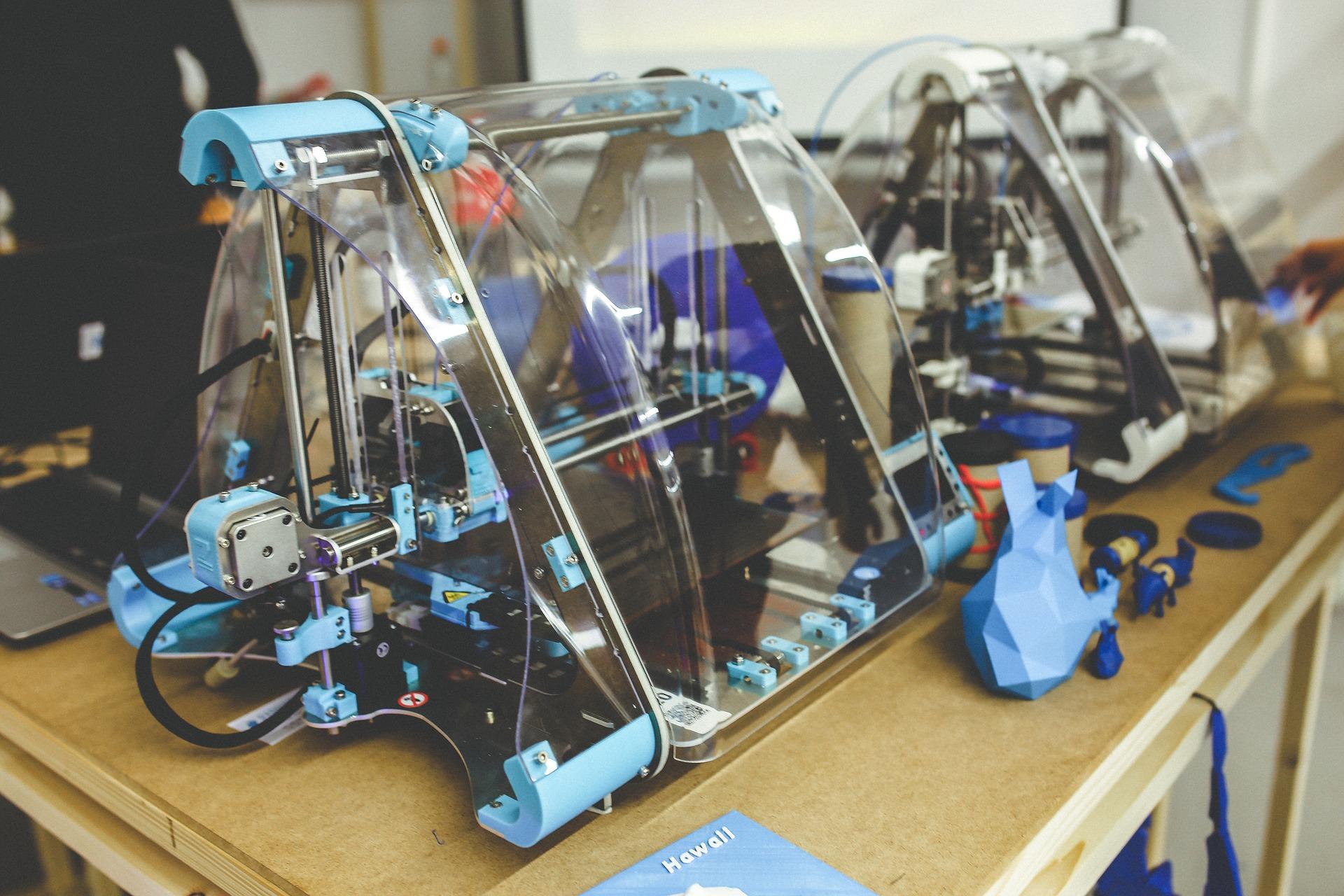 O impacto da impressão 3D nos processos de produção