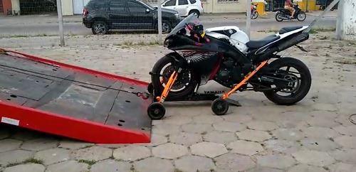 Quanto custa o transporte de uma moto?